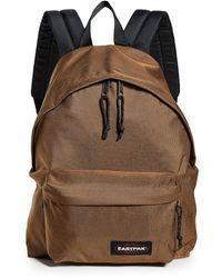 Eastpak Padded Pak'r Backpack - Brown