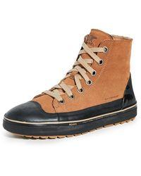 Sorel Cheyanne Metro Hi Waterproof Boots - Black