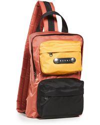 Marni Hackney Backpack - Multicolour