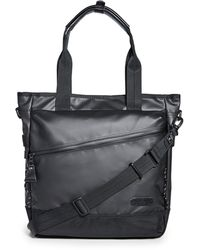 Master Piece Slick Tote Bag - Black