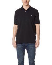 Polo Ralph Lauren Classic Fit Polo Shirt - Black
