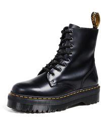 Dr. Martens Jadon Platform Boots Men - Black
