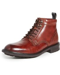 Ted Baker Wottsn Lace Up Boots - Multicolour