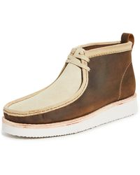 Clarks Wallabee Hike X2 Boots - Multicolor
