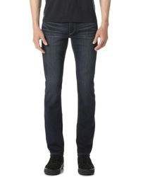PAIGE - Lennox Rigby Jeans - Lyst