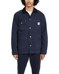 Carhartt WIP Og Chore Coat - Blue