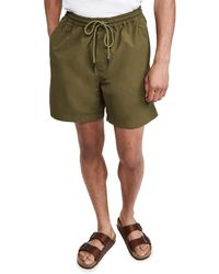 Madewell Everywear Shorts - Green