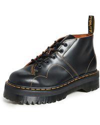 Dr. Martens Church Quad 5 Eye Boots - Black