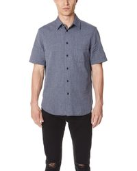 Rag & Bone - Fit 3 Beach Shirt - Lyst
