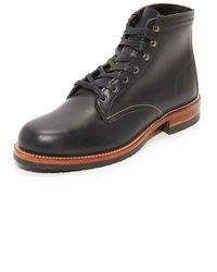 Wolverine Evans Boots - Black
