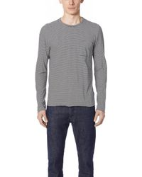 Vince - Feeder Stripe Pullover - Lyst