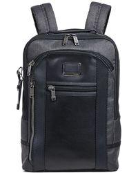 Tumi Alpha Bravo Davis Backpack - Black