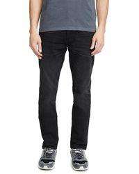Madewell Everton Slim Jeans - Black