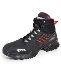 MSGM - Hiker Sneakers - Lyst