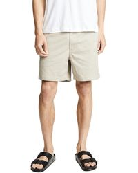 Polo Ralph Lauren Classic Fit Polo Prepster Shorts - Natural