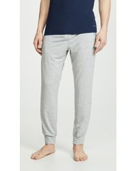 Calvin Klein Ultra Soft Modal Joggers - Grey