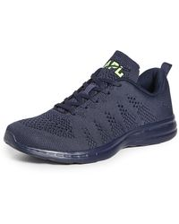 Athletic Propulsion Labs Techloom Pro Sneakers - Blue