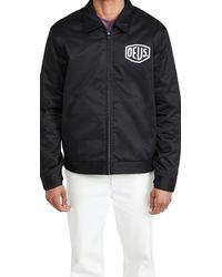 Deus Ex Machina Workwear Jacket - Black