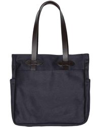 Filson Tote Bag - Blue