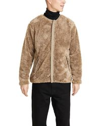 Manastash Shaggy Fleece Bigfoot Iii Jacket - Multicolour