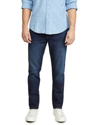 Madewell Baxley Slim Jeans - Blue
