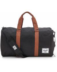 Herschel Supply Co. Novel Duffel Bag - Black