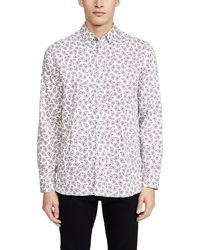 Ted Baker - Lapins Paisley Shirt - Lyst