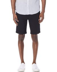 7 For All Mankind - Trouser Shorts - Lyst