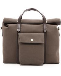 Mismo Ms Soft Work Bag - Green