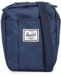 Herschel Supply Co. Classics Cruz Cross Body Bag - Blue