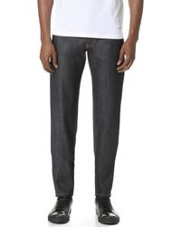Naked & Famous - Easy Guy 11oz Stretch Selvedge Jeans - Lyst