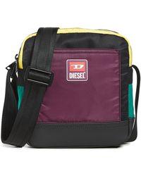 DIESEL Susegana Double Cross Bag - Multicolor