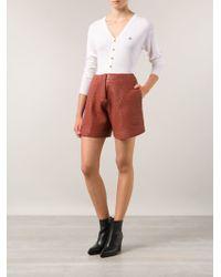 Vivienne Westwood Red Label Basic Cardigan - Lyst