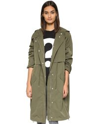 ELEVEN PARIS - Push Jacket - Beech - Lyst
