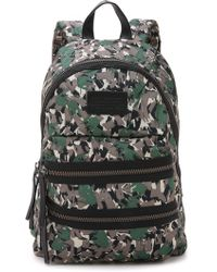 Marc By Marc Jacobs - Domo Arigato Packrat Backpack - Dark Moss Multi - Lyst