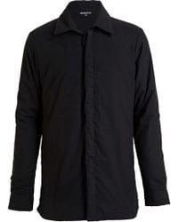 Ann Demeulemeester Padded Shirt Jacket - Lyst