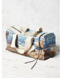 Free People | Zubi Womens Skies For Miles Weekender | Lyst
