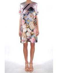 Preen Kemi Tee Dress multicolor - Lyst