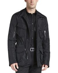Ralph Lauren Black Label - Cargo Escape Jacket - Lyst