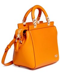 Givenchy Hdg Mini Leather Bag - Lyst