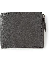 Fendi Selleria Zip Pouch Wallet - Lyst