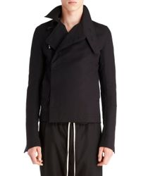 Rick Owens Bomber Trench - Lyst