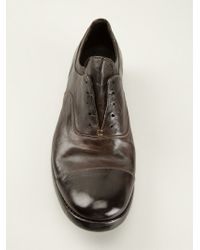 Premiata Oxford Shoes - Lyst
