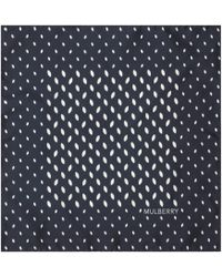 Mulberry - Pocket Square - Lyst