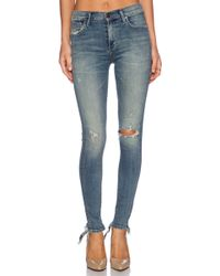 Citizens Of Humanity Premium Vintage Rocket High Rise Skinny - Lyst