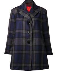 Vivienne Westwood Red Label - Tartan Coat - Lyst