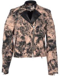 3.1 Phillip Lim Khaki Jacket - Lyst