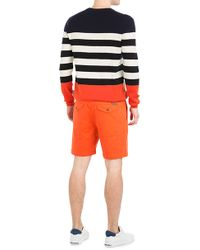 Burberry Brit - Striped Wool Pullover - Multicolor - Lyst