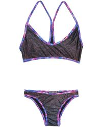 We Are Handsome | The Shadow Racer Bikini | Lyst