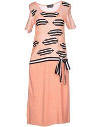 Sonia Rykiel Knee-length Dress - Lyst